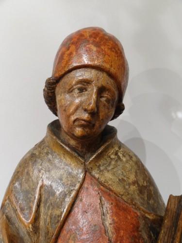 Renaissance - Saint Etienne polychromed, Germany 16th  century