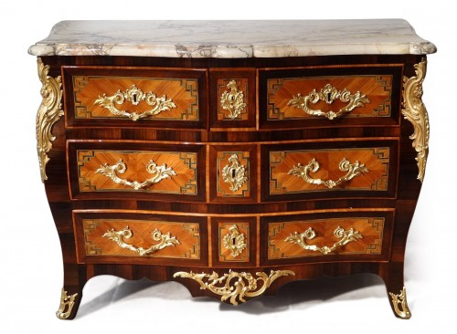 French Louis XV commode , 18th century
