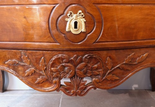 French Provencal Commode, Transition, 18th century -