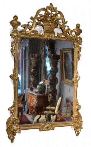 French Mirror 18th Century
