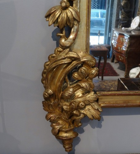 French Mirror 18th Century -