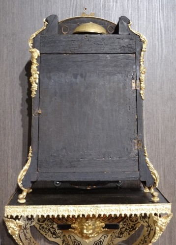 Antiquités - French Cartel in Boulle marquetry, Régence, 18th century
