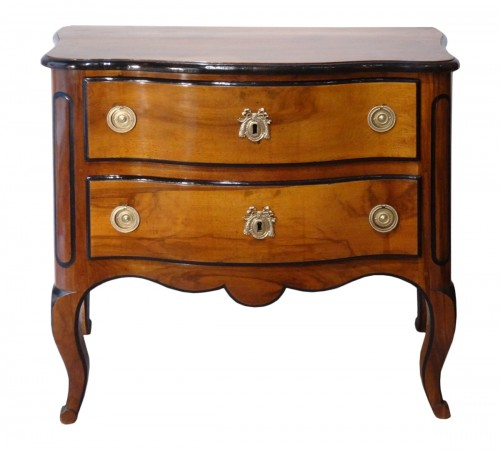 French Louis XV Commode, Attributed To Jean-fraçois Hache, Circa 1770