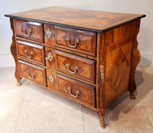 Regency Commode Called mazarin, attributed to Thomas HACHE -