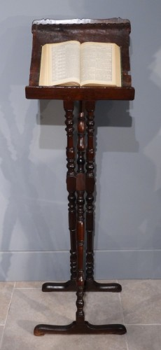 Curiosities  - French foldable lectern, 18th century