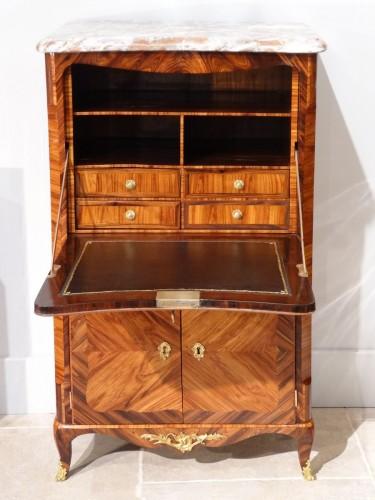 "Furniture  - French Louis XV ""Secrétaire de Dame"""