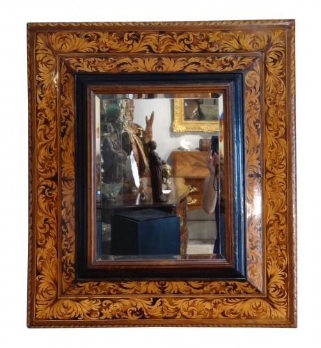 French Louis XIV mirror, attributed to Thomas Hache, circa 1720