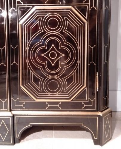 "French 19th century  glazed bookcase of ""style Regence"" - Napoléon III"