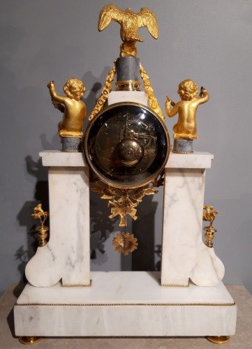 French pendulum Louis XVI, 18th century - Louis XVI
