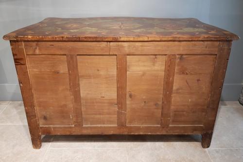 Antiquités - Exceptional Dresser Regency Dauphiné early 18th century
