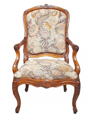 "Italian armchair ""chassis"", 18th century"