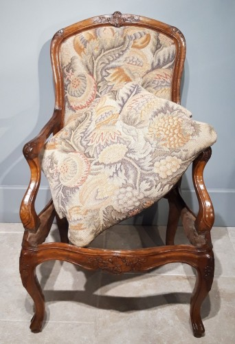 "Seating  - Italian armchair ""chassis"", 18th century"