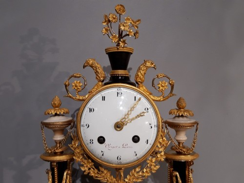 French Pendulum Louis XVI, 18th Century -