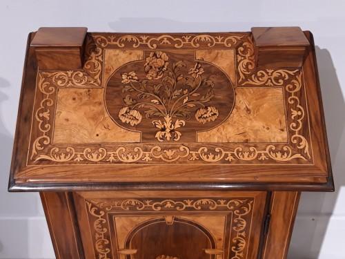 ''Prie-Dieu'' inlaid, late 17th century -