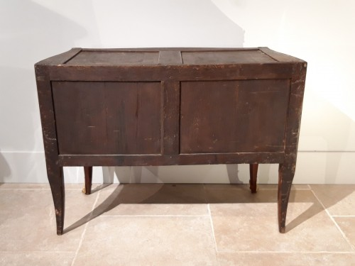 18th century - French Louis XV ''commode'' stamped DELORME