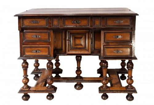 ''Mazarin''Louis XIII desk, 17th century