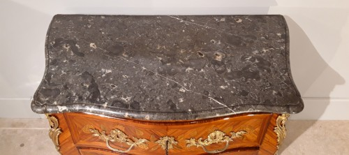 18th century - French Louis XV commode stamped J. B. GALET