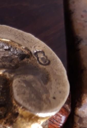18th century - Louis XV ''commode'', ''bronzes au C couronné''