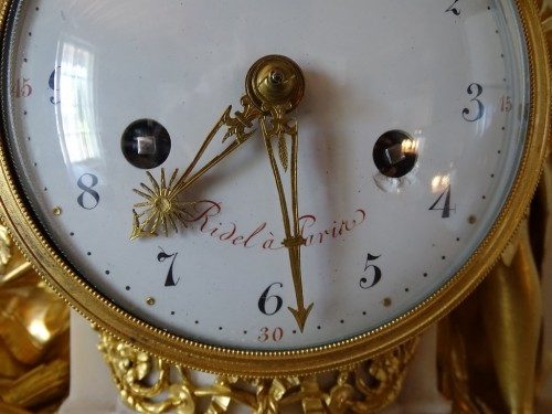 "Louis XVI pendulum ""Allegory of Love"" circa 1790 - Louis XVI"