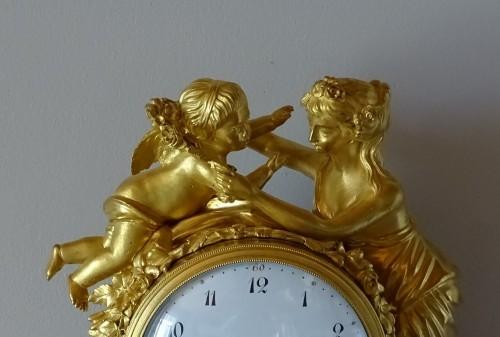 "Louis XVI - Louis XVI pendulum ""Allegory of Love"" circa 1790"