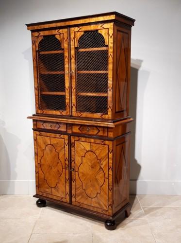 Library Louis XIV Thomas Hache - Furniture Style Louis XIV