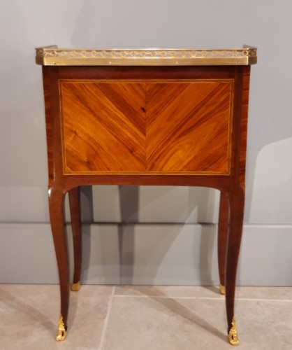 Furniture  - Chiffonnière table stamped C. TOPINO