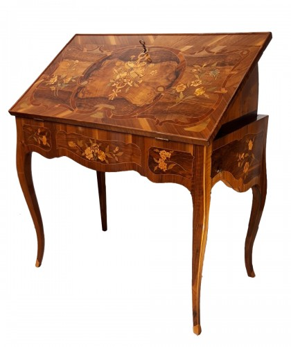 "French Desk ""capucin"", 18th Century"