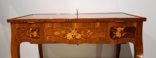"French Desk ""capucin"", 18th Century -"