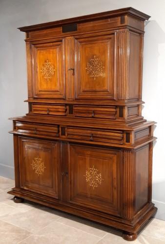 Renaissance walnut sideboard, Pays de la Loire, 16th century  - Furniture Style Renaissance