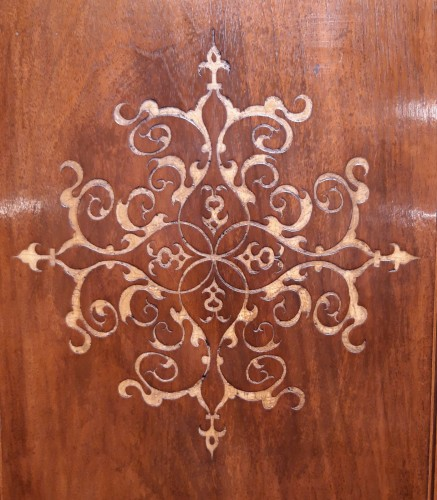Renaissance - Renaissance walnut sideboard, Pays de la Loire, 16th century