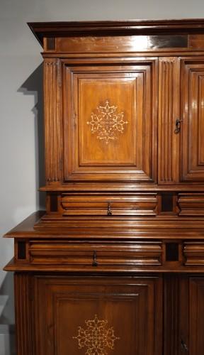 Antiquités - Renaissance walnut sideboard, Pays de la Loire, 16th century