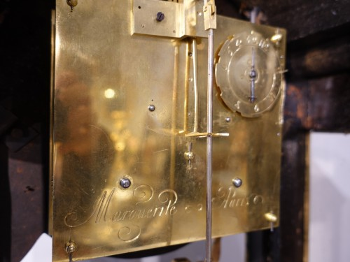 """17th century - French Louis XIV Clock """"religieuse"""", By The Watchmaker Mathieu Marguerite ("""