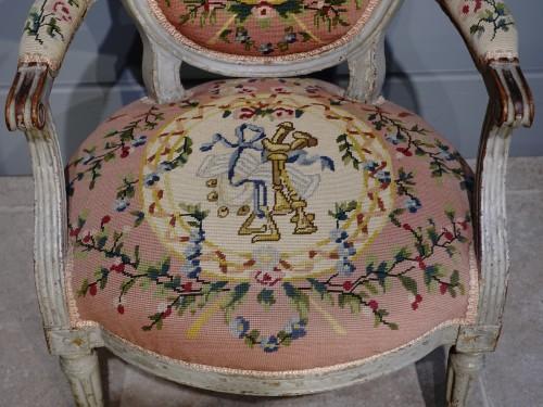 "French Louis XVI ""cabriolets"" - Louis XVI"