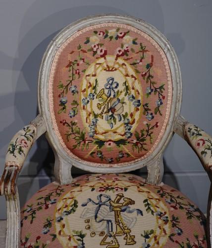 "Louis XVI - French Louis XVI ""cabriolets"""