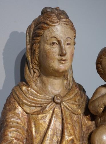 <= 16th century - Italian Virgin And Child, Late 16th Century