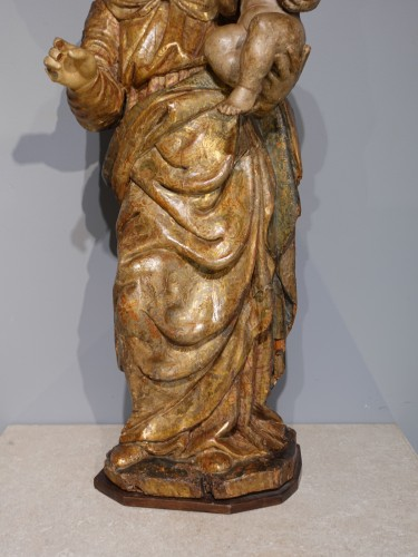 Italian Virgin And Child, Late 16th Century - Renaissance