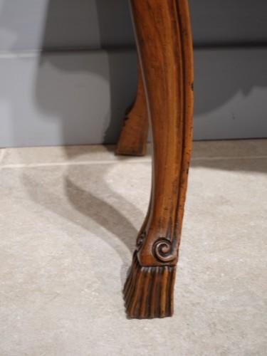 Furniture  - Louis XV Provençal Console, Walnut, Late 18th Century