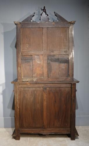 "Furniture  - French Renaissance sideboard ""Ecole de Fontainebleau "" walnut, late 16th ce"