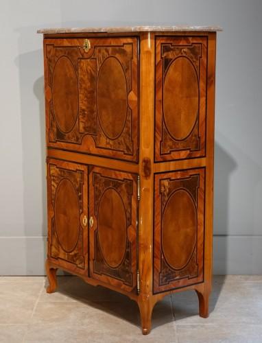 Furniture  - Rare small secretary by Jean-François Hache