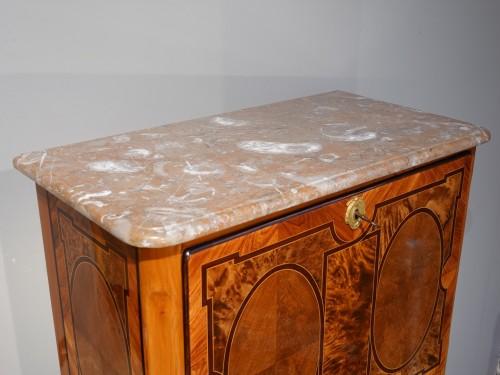 Antiquités - Rare small secretary by Jean-François Hache
