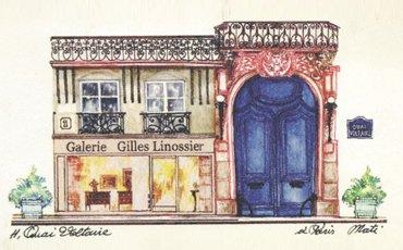Biennale des antiquaires paris 2017 anticstore - Galerie gilles linossier ...