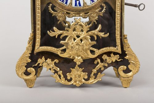 18th century - Small French Regence period cartel with repeating tone