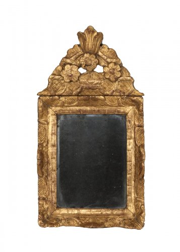 Miroir louis xv antiquit s sur anticstore xviiie si cle for Miroir xviii
