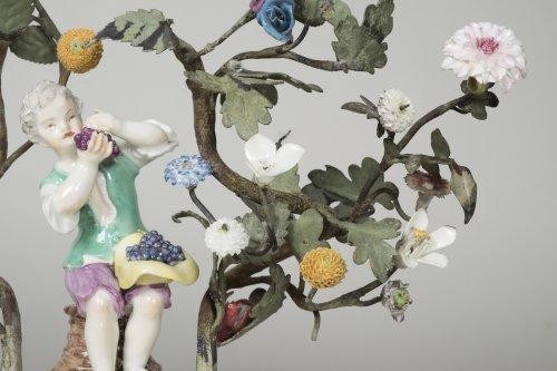 Meissen group - Porcelain & Faience Style