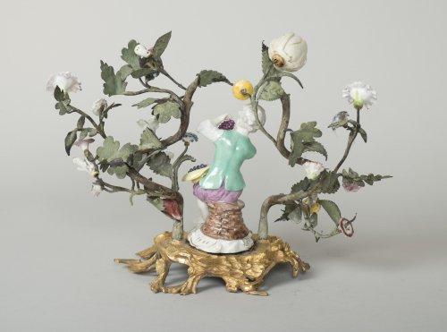 Porcelain & Faience  - Meissen group