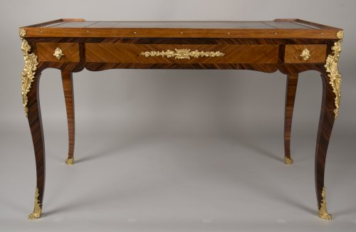 18th century - Louis XV Tric Trac Table Stamped by Jean Potarange
