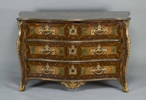 French Regency Commode - Furniture Style French Regence