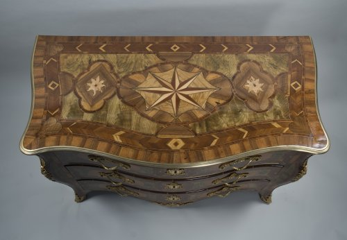 Furniture  - French Regency Commode