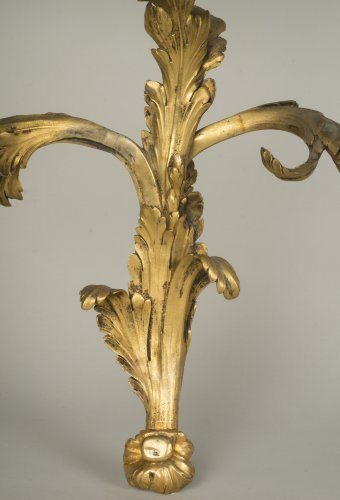 Pair of Louis XV sconces -