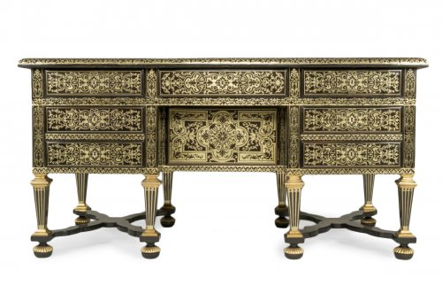 Great Mazarin Desk by Alexandre Jean Oppenordt